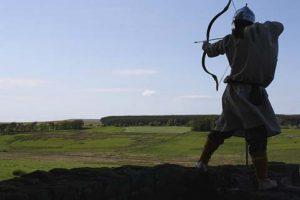Late Roman archer
